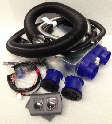 Propex Heatsource HS2211 Heater V1 Single Vehicle Kit